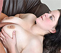 Teen Robyn gets her big boobies and tight pussy pounded hard