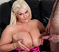 Sindy Strutt getting her giant boobs and juicy beaver plowed